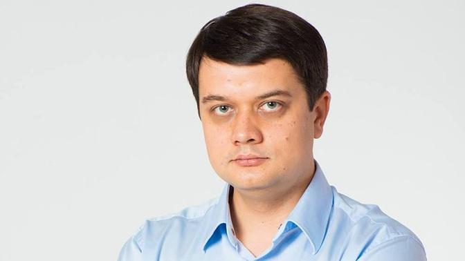 Назван кандидат на пост спикера Верховной рады