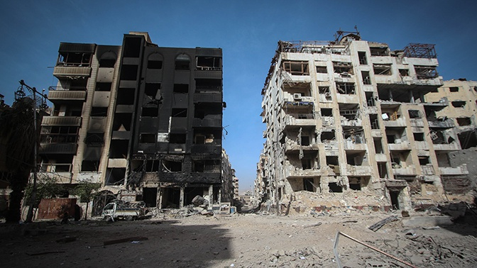 Боевики четырежды за сутки обстреляли мирные города Сирии