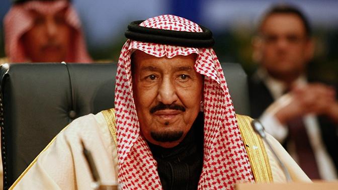 СМИ: король Саудовской Аравии согласился разместить войска США в стране