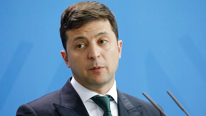 Министр инфраструктуры Украины назвал цирком указ Зеленского