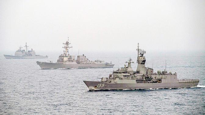Вашингтон готовит военную операцию в Персидском заливе