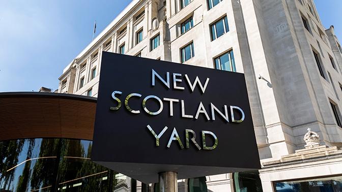 Хакеры взломали аккаунты Скотленд-Ярда