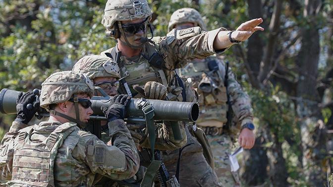США перебрасывают войска в Саудовскую Аравию