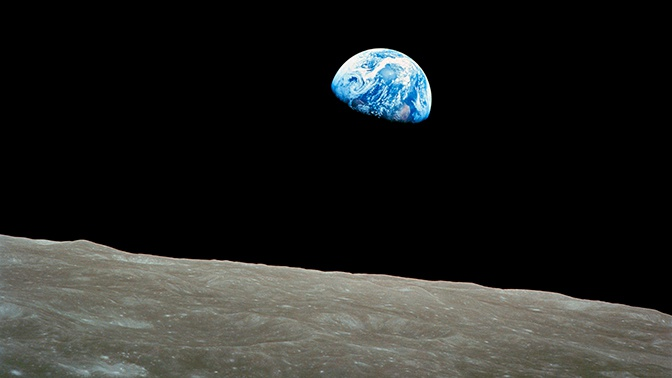 Ученые до атомов изучили доставленный СССР лунный грунт