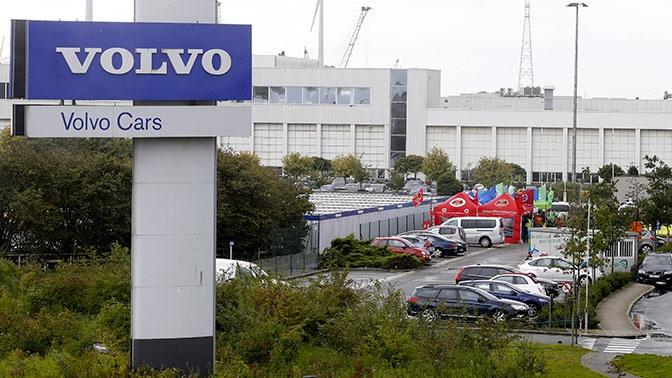 Volvo отзывает полмиллиона машин из-за угрозы возгорания