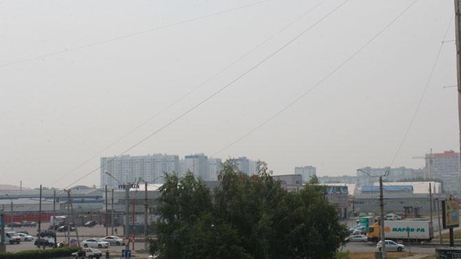 Трудно дышать: едкая дымка окутала Алтайский край