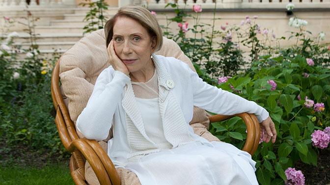 «Я дома»: Инна Чурикова рассказала о своем самочувствии