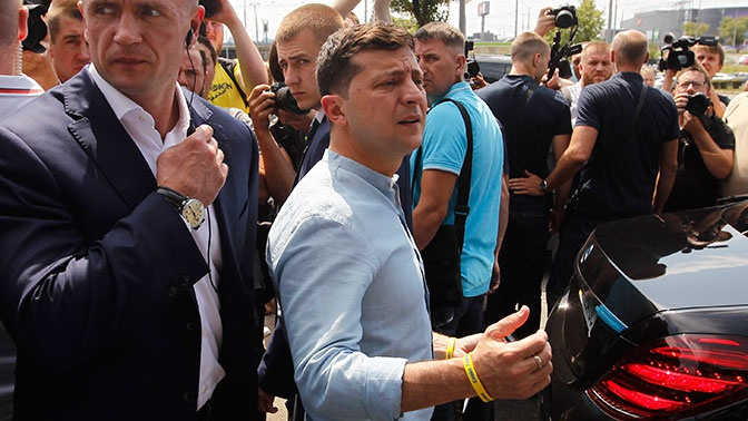На Украине предупредили Зеленского о последствиях сотрудничества с МВФ