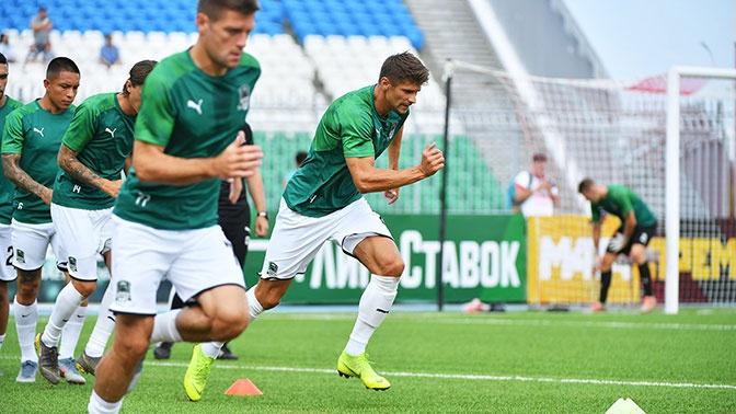 «Краснодар» встретится с «Порту» в квалификации Лиги чемпионов