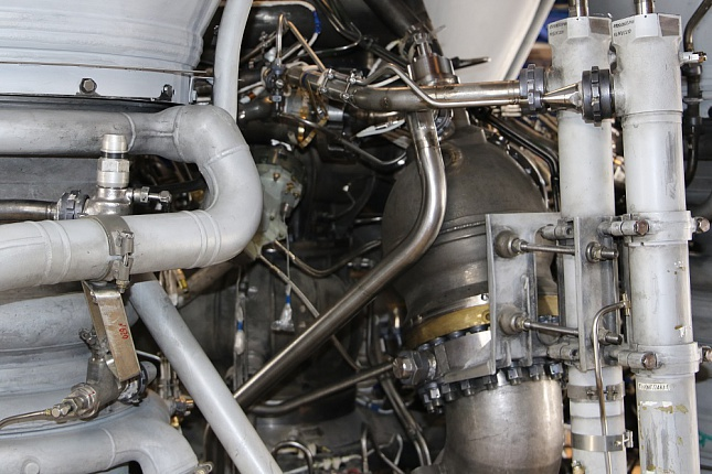 Двигатель для новой ракеты-носителя испытают в конце года