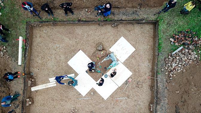 Ученые нашли следы боев 1812 года под Смоленском