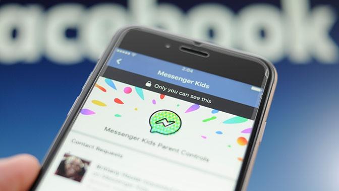 Сбой в приложении Facebook для детей открыл им доступ к чатам с незнакомцами