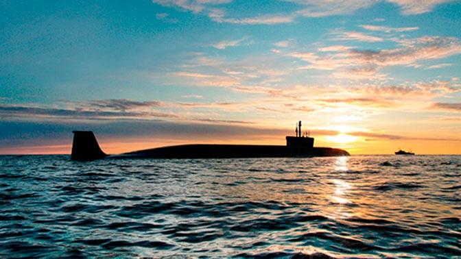 На Северном флоте сообщили о продолжении испытаний подлодок «Ясень-М»