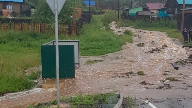 Военные приведены в повышенную готовность из-за паводка в Приамурье