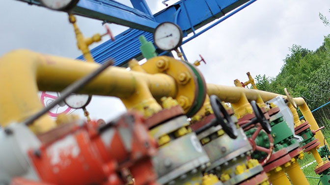 СМИ: Москва настаивает на краткосрочном договоре на транзит газа через Украину