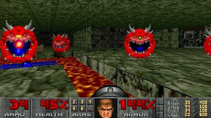 Дилогия Doom появилась на платформах iOS и Android