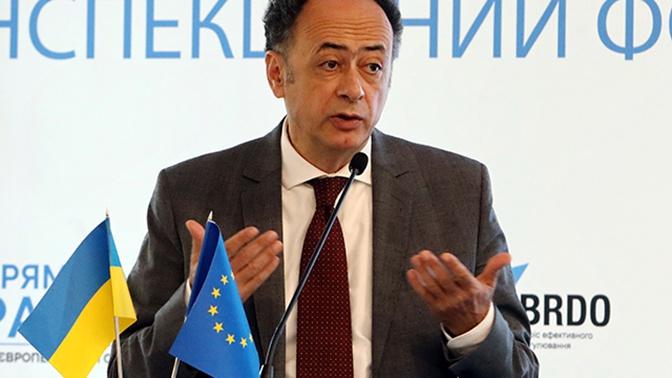 Посол Евросоюза назвал имидж Украины «ужасным»