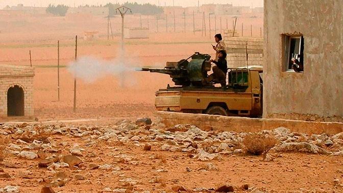 Боевики за сутки нанесли 18 ударов по мирным сирийским провинциям