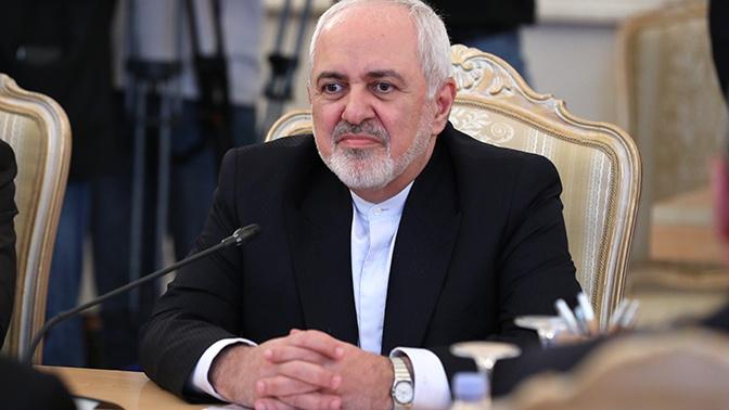 В США ввели санкции против главы МИД Ирана