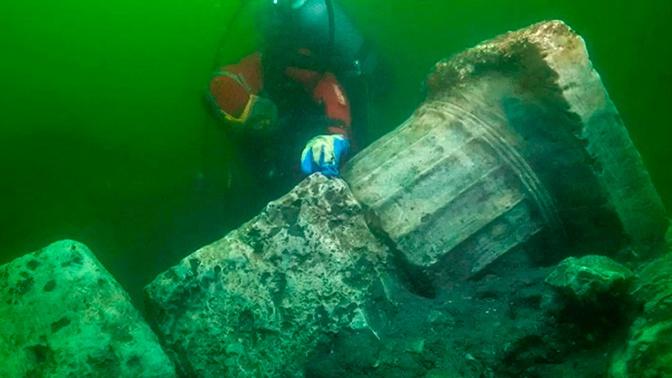 Археологи обнаружили главный храм «египетской Атлантиды»