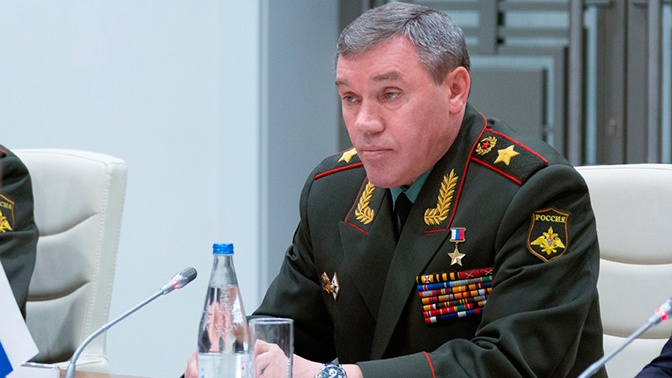 Начальники генштабов ВС РФ и Сербии обсудили военно-техническое сотрудничество