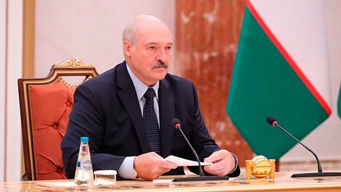 Лукашенко поручил ускорить согласование интеграции с Россией