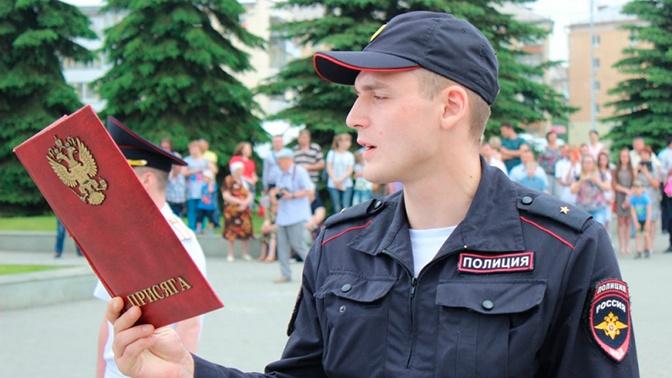 Путин увеличил на 5 лет предельный возраст службы для полицейских