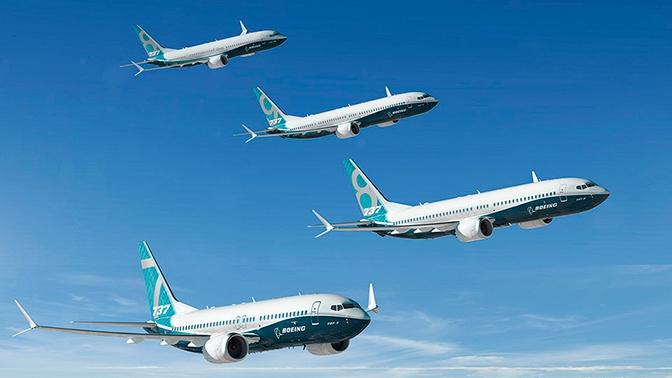 Названы сроки возобновления полетов Boeing 737 MAX