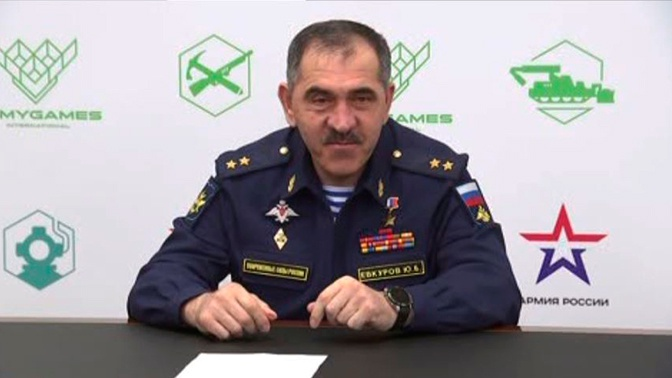 Замминистра обороны РФ Евкуров прибыл в Индию на открытие конкурса АрМИ-2019