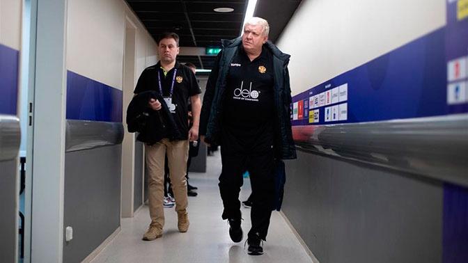 Трефилов покинул пост главного тренера сборной России по гандболу