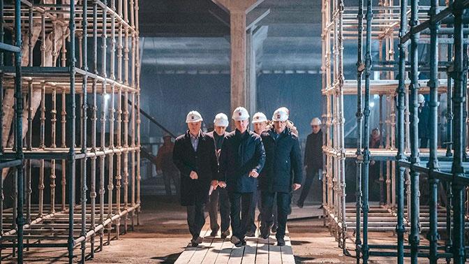 В Москве построят более 80 новых станций метро