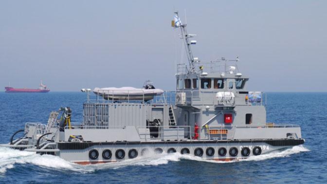 Первый новейший гидрографический катер-катамаран для ВМФ спустят на воду в конце августа