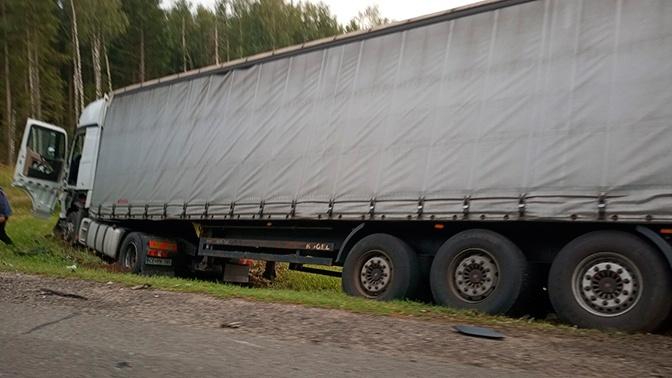 4  человека погибли врезультате дорожно-траспортного происшествия  вПодмосковье