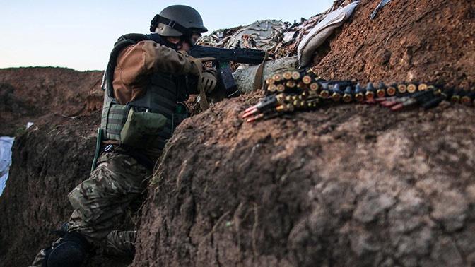 В ДНР заявили о минометном обстреле со стороны ВСУ
