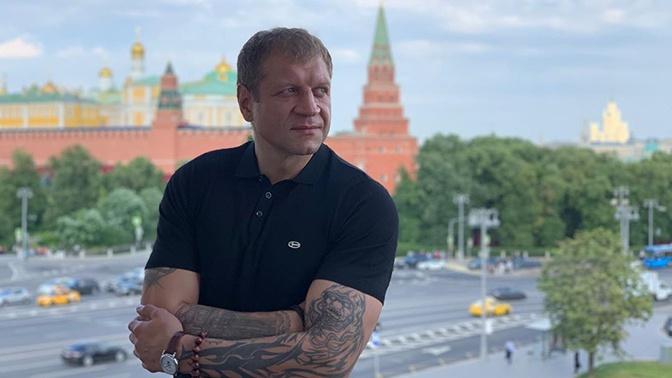 Емельяненко запретили участвовать в боксерском турнире