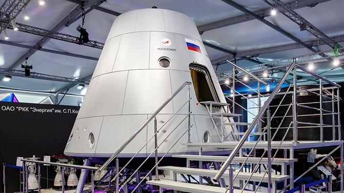 Новый спасательный скафандр «Сокол-М» впервые покажут на МАКС-2019