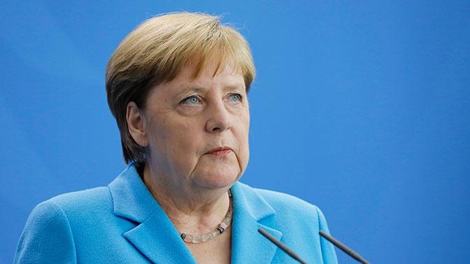 Меркель подтвердила, что хочет уйти из политики