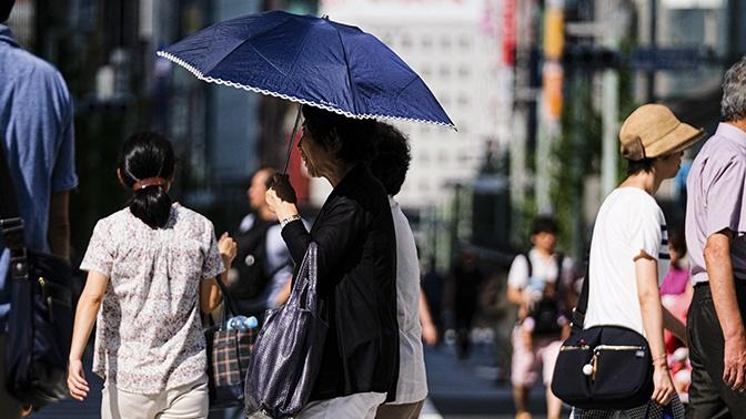 Смертельная жара: аномально теплая погода убила 23 человека в Японии
