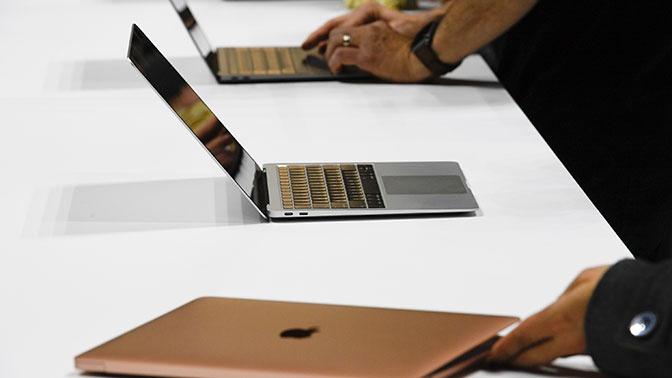 В США запретили возить в самолетах 15-дюймовые MacBook