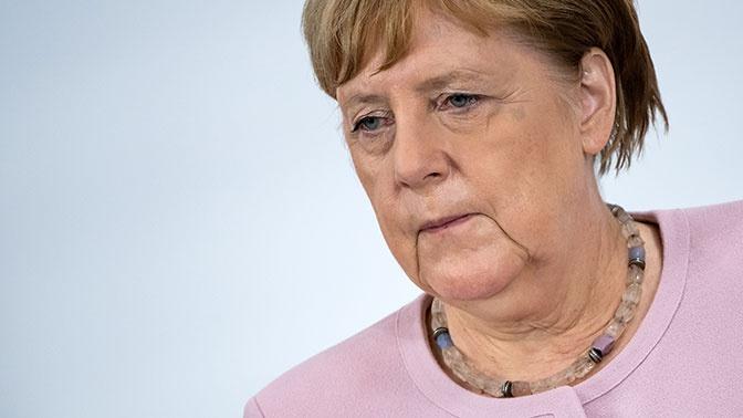 Меркель возложила вину за прекращение ДРСМД на Россию