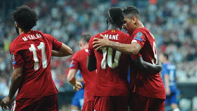 «Ливерпуль» обыграл «Челси» и завоевал Суперкубок UEFA