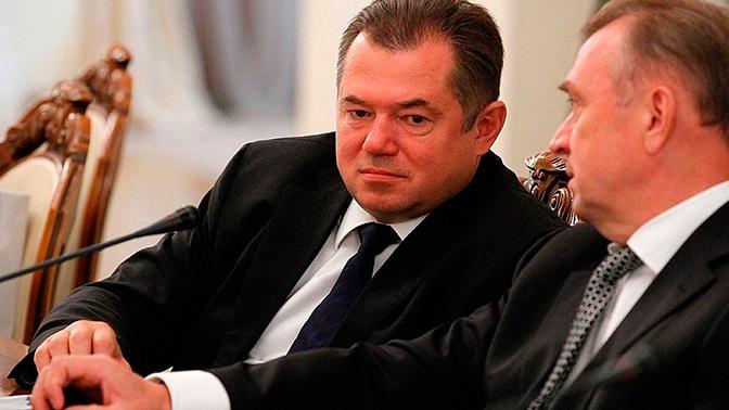 СМИ сообщили о переходе советника президента России Сергея Глазьева на работу в Евразийскую экономическую комиссию