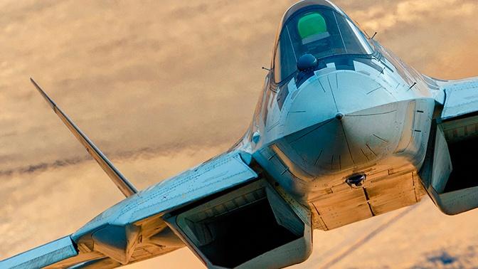 Экспортную версию российского истребителя Су-57Э представят на МАКС-2019