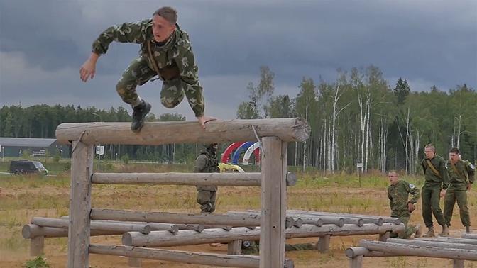 Юнармейцы сняли ролик об успехах на последнем этапе военно-спортивных игр «Победа-2019»