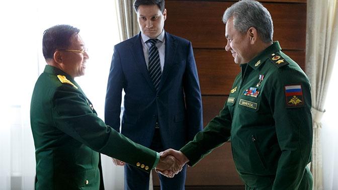Россия и Мьянма договорились о наращивании многопланового сотрудничества