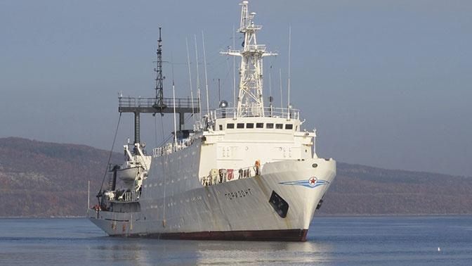 Гидрографы Северного флота ищут новые острова по снимкам из космоса