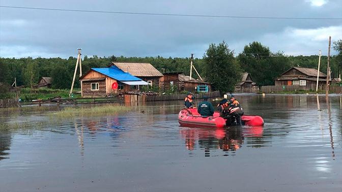 В России разработали программу для прогноза паводков