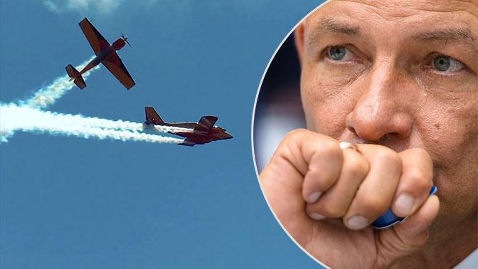 Новая фигура высшего пилотажа «Пропеллер»: разбор обозревателя «Звезды»