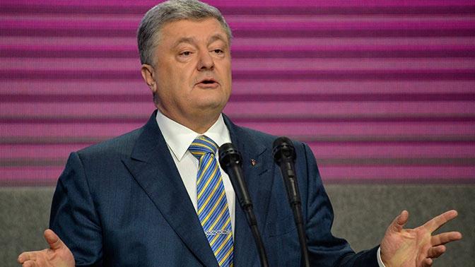 СМИ: Порошенко опять «сбежал» из Украины