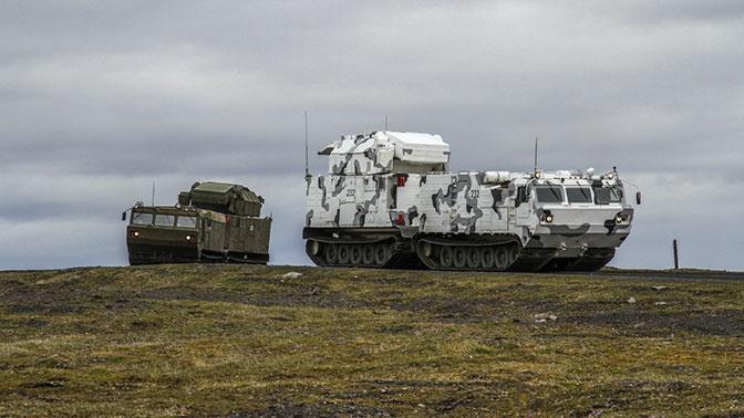 Дивизион «Тор-М2ДТ» заступил на опытное боевое дежурство на Северном флоте